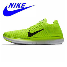 3857474bef244 Original New Arrival Official NIKE RN Flyknit MS Running Shoes Sneakers  Trainers mens. US  100.76   Pair Free Shipping