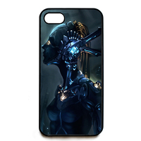 Sci Fi Advancements Future Tech Fashion Cover Case For Iphone 4 4S 5 5S 5C SE