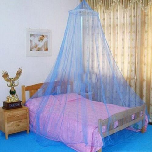 Dome Lace Mosquito Net Bed Canopy Netting Double King Size Fly Insect Protection Anti-mosquitoes Anti-insects