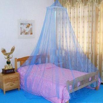 Kopuła koronki moskitiera moskitiera na łóżko podwójne King Size Fly ochrona przed owadami Anti-komary Anti-owady tanie i dobre opinie faroot Poliester bawełna Owadobójczy traktowane circular Wisiał dome moskitiera Jednodrzwiowe Domu Dzieci Uniwersalny