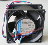 New Original EBM PAPST 3218J/2HP 199/A01 48V 215mA 10.4W/6.8W 7200r/min 92*92*38MM 9cm 4 Lines cooling fan