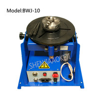 Small welding positioner stainless steel automatic precision argon arc welding with 65 chuck turntable 220V 15W