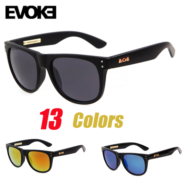 2015 Sport Mens Sunglasses Brand Designer New Fashion Sun Glasses For Men & Women Oculos Evoke De Sol Lunette De Soleil