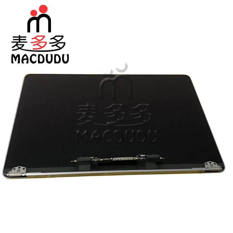 Nouveau LCD Écran Assemblée Espace gris Argent Pour Macbook Retina 13.3 A1706 A1708 2016 2017 * Vérifié Fournisseur *