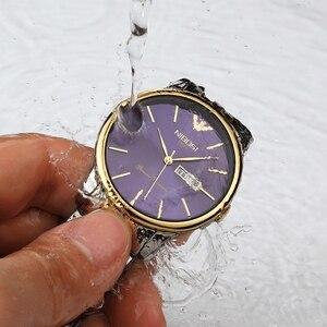 Image 4 - NIBOSI สไตล์แฟชั่นผู้ชายนาฬิกาควอตซ์ Luxury Week วันที่สตีลกันน้ำ Casual นาฬิกาข้อมือผู้ชายนาฬิกา Relogio Masculino