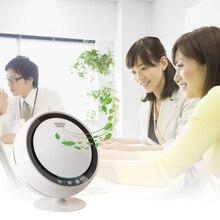 1 unid 2014 recién llegado eléctrica regalo navidad para mujer embarazada negativos purificador de aire HEPA pm2.5, caliente! TRUMPXP-150
