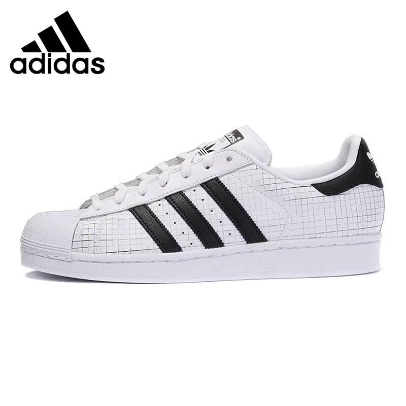 US $111.66 40% OFF Original Adidas Originals Superstar Men's Skateboarding Shoes Sneakers Skateboarding  AliExpress