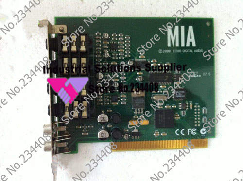 ECHO MIA MIDI professional board (8 virtual output) 100% tested perfect quality russian compact dictionary