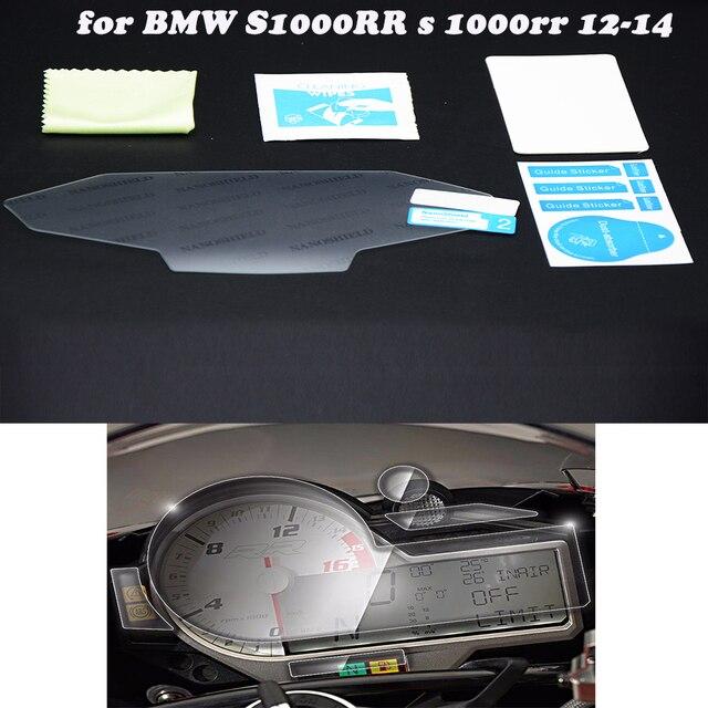 Motorcycle Speedomter Instrument Dash Panel Housing Bezel Instrumentation Stickers For BMW S1000RR S 1000rr 12