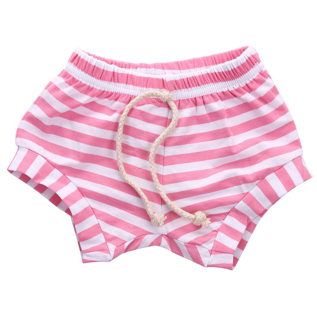 2018 Neue Cool Mode Kinder Shorts Baby Jungen Mädchen Shorts Sommer Schöne Gestreiften Pumphose Böden Shorts