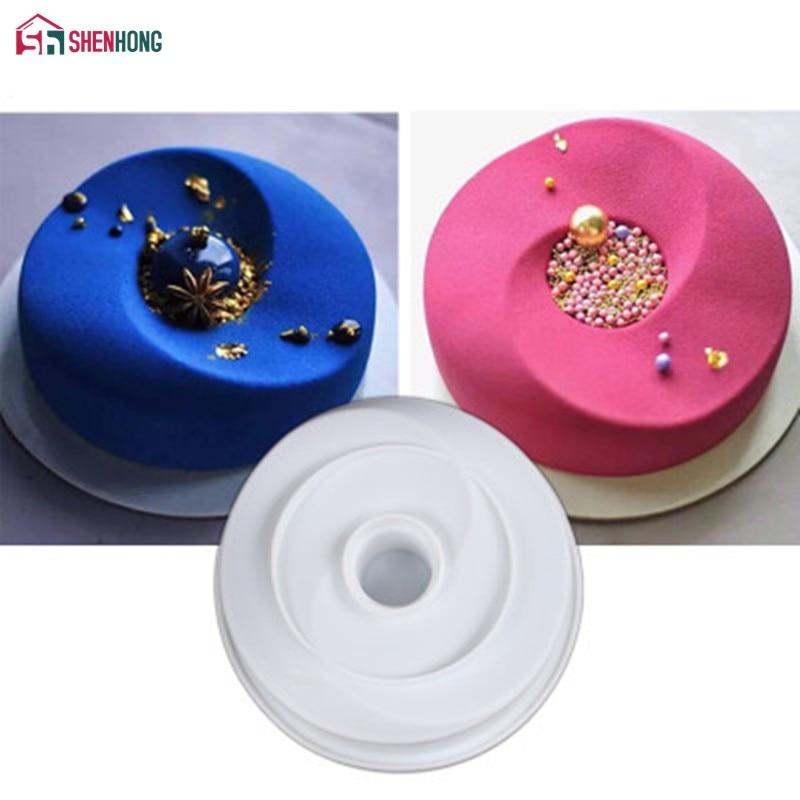 Silicone Cupcake Shaped Cake Pan