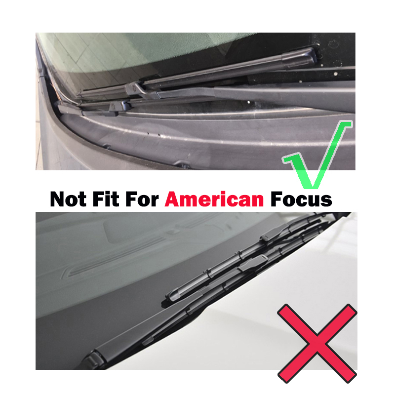 Misima For Ford Focus 3 Mk3 2017 2016 28 Wiper Blades Windshield Windscreen Front Window In Wipers From