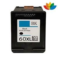 Compatible HP 60 XL Black Ink Cartridge for Deskjet D2530 D2545 D2560 D2563 - NEW IN BOX