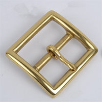 40mm 36mm Brass Men Belt Buckles For 39mm Wide Belt Pin Type Belt Buckles Sale