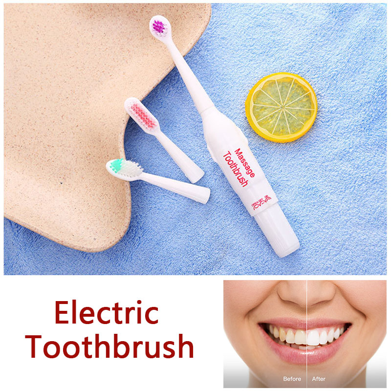 Electric Toothbrush Toothbrushe Head Waterproof Oral Care Healthy Oral Gifts Beauty Personal Care Supply Bathroom Accessories