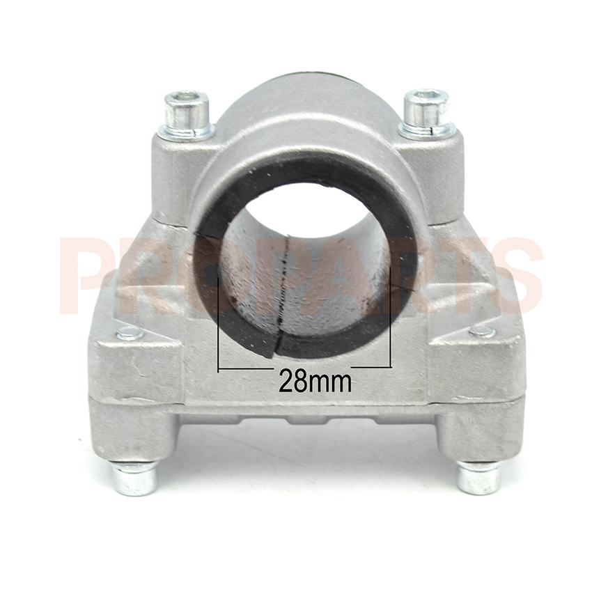 NEW 28mm Handle Bracket To Fit Various Strimmer Trimmer Grass Brush Cutter cylinder piston needle bearing kit fit for mitsubishi tu26 engine l26m brush cutter 2 stroke grass strimmer 767 power sprayer