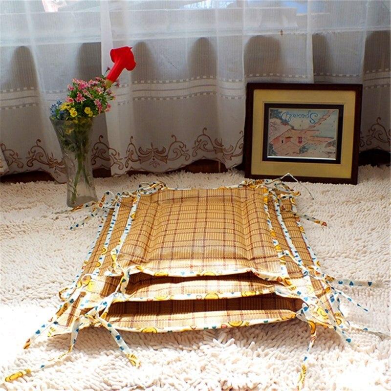 Две стороны два обычаи Лето кровать собаки дом милый питомец кошка собака охлаждения Cooler Ice мат Подушка Pad Водонепроницаемый собака кровать ...
