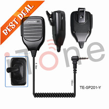 Radio Speaker Microphone Earpiece For Yeasu VX 3R VX 5R FT 10RMH 360s Mic for Radio
