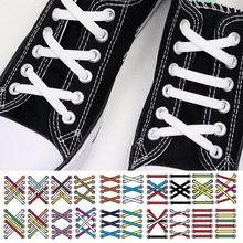 16PCS High Quality Silicone Shoe Laces No Tie Shoelacesfor Men Women Casual Style Shoe Lace Candy