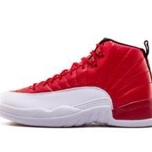 sports shoes 97596 19ae4 Heißer Basketball Jordan 12 Schuhe XII Grippe Spiel ovo weiß red gym Neue  Schwarz Michigan Sport