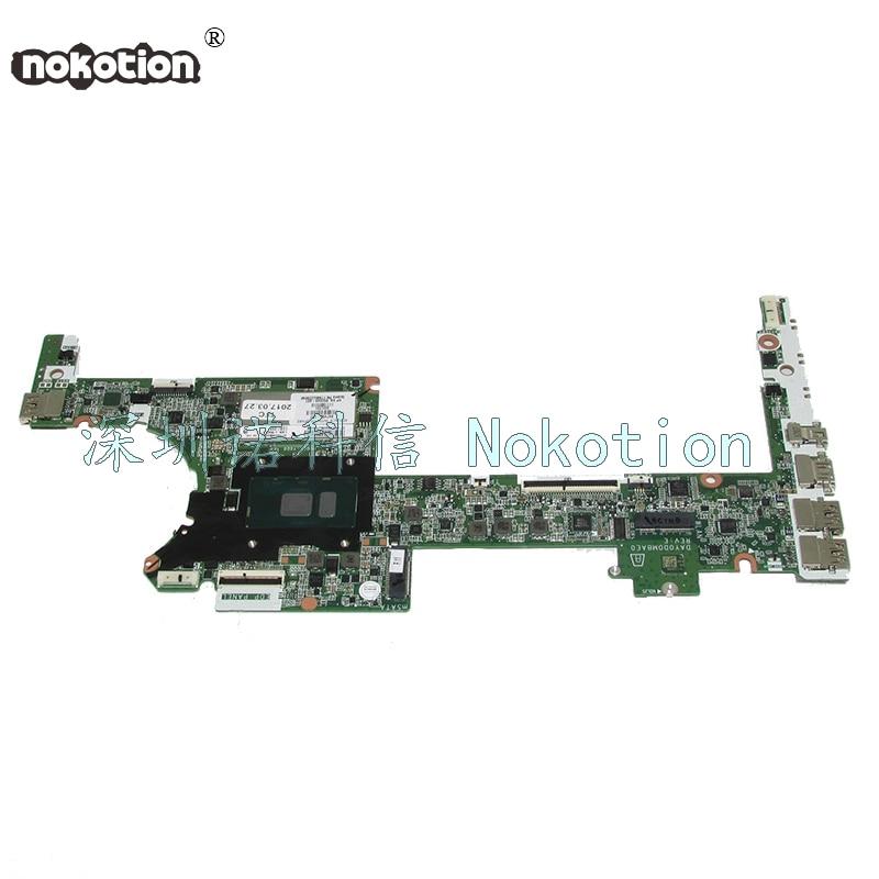 NOKOTION DAY0DDMBAE0 847450-601 847450-001 852049-601 for HP Spectre x360 SR2F1 i7-6600U 8G Main board