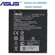 Bateria original do telefone de asus b11p1602 para asus zenfone ir zb500kl x00ad x00adc 2600 mah