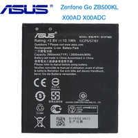 Batterie de téléphone originale ASUS B11P1602 pour ASUS Zenfone Go ZB500KL X00AD X00ADC 2600mAh