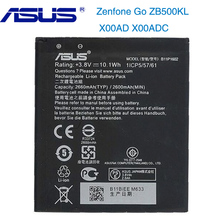 Oryginalny ASUS B11P1602 telefon bateria do ASUS Zenfone przejść ZB500KL X00AD X00ADC 2600mAh