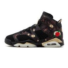 276872aff45e1a Jordan 6 VI Men Basketball Shoes CNY Infrared Black Slam Dunk UNC Wheat  Gatorade Athletic Outdoor
