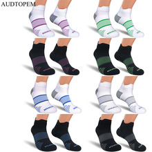 New Fashion 1 Pair/lot Sports Socks 10 Style Soccer Baseball Football Ankle Men Women Leisure Hot Sale