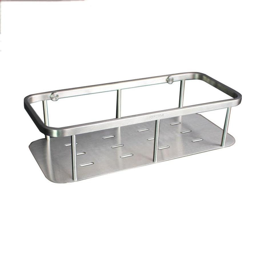 Bathroom Accessories Shelves 304 Stainless Steel Salle De Bain Bathroom Accessories Shelving