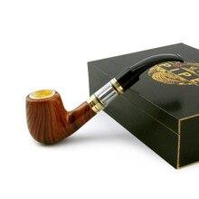 EPipe 618 Kit de Cigarrillo electrónico E tubería 618 de fumar electrónico tubos de madera mod 2.5 ml atomizador 18350 batería vs K1000 plus
