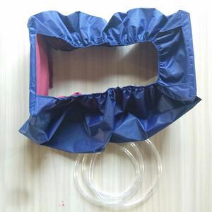 Image 3 - Couverture de nettoyage de climatisation ménage bureau climatiseur raccrocher propre imperméable couverture épaissie Oxford tissu