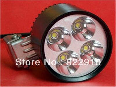 LDDCZENGHUITEC 30w 3000lm 4*u2 LED chip waterproof led work lightMotorcycle Headlight Motorbike spotlight 3000LM