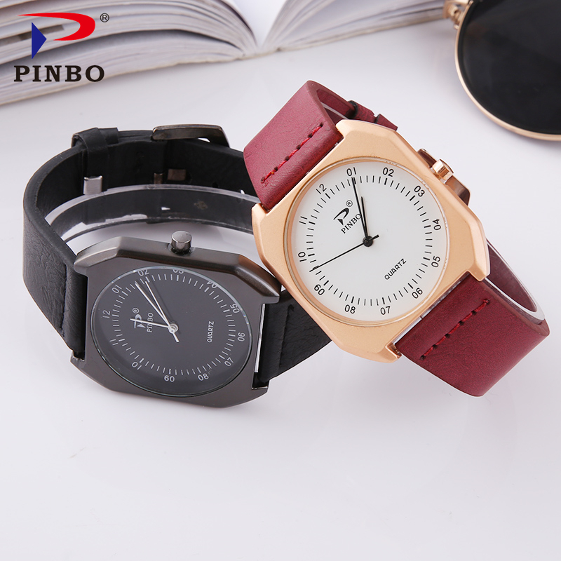 Ultra Thin Women Watches Fashion Quartz Watch Women Luxury Leather Strap Rose Gold Square Watches Montre Femme Bayan Kol Saati