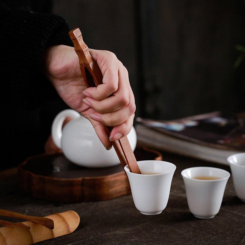 Natural Bamboo Tea Tools 2