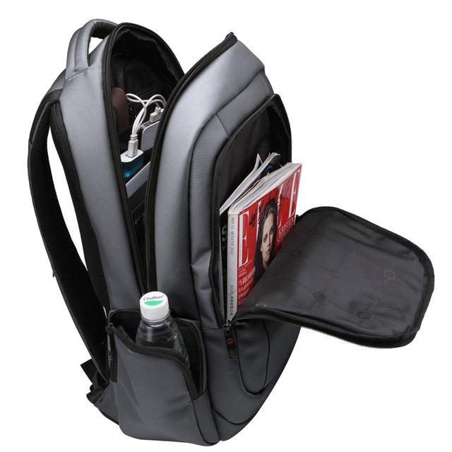 Tigernu High Quality Waterproof Nylon Backpack Female Unisex Men's Backpacks for Laptop Women Notebook Bag Backpack 14 to17 Inch