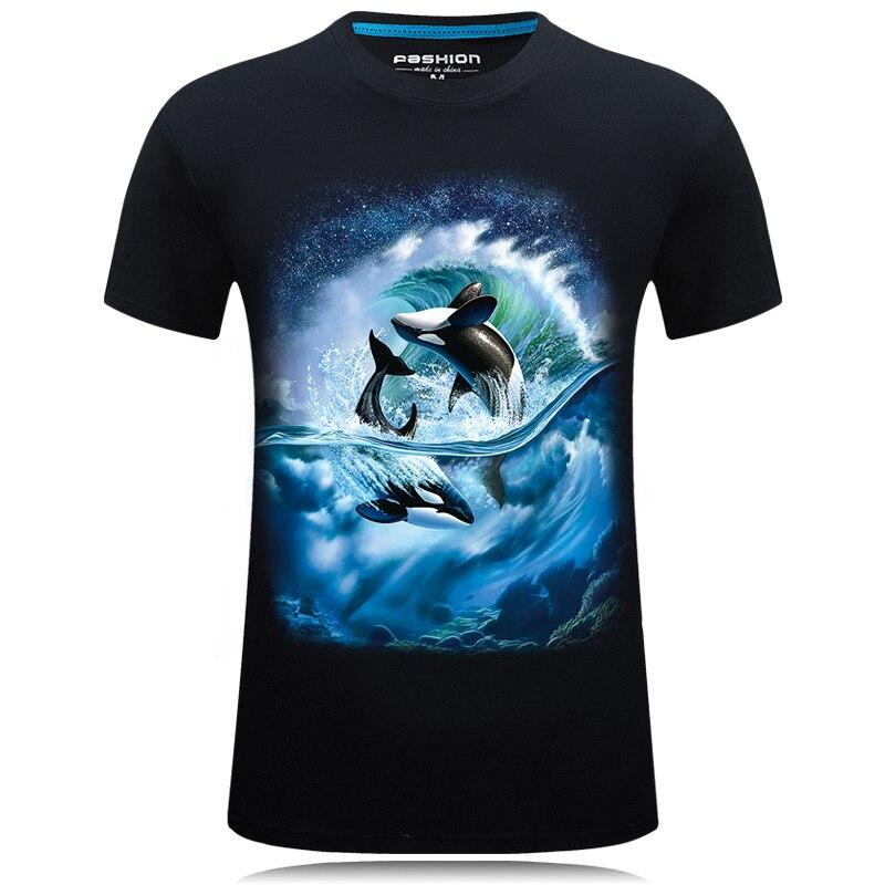 鲸鱼立体黑1