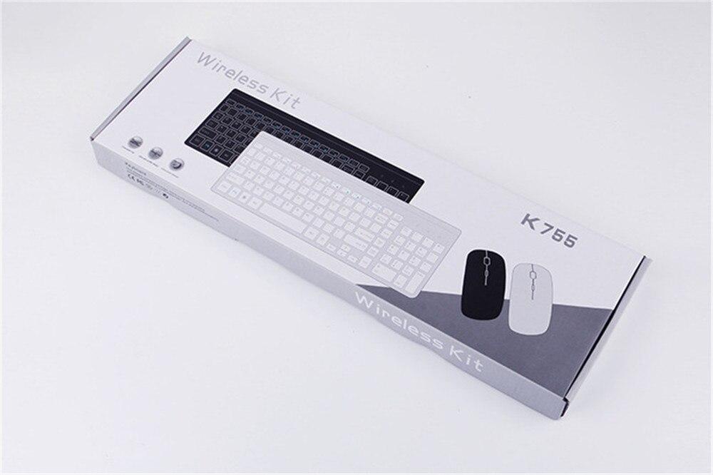 Receptor USB 102 Teclas Ultra Fino Para