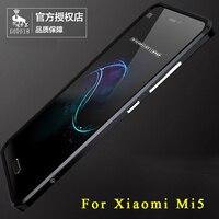 Xiaomi Mi5 Case Original Luphie Brand Luxury Metal Case Xiaomi Mi5 Pro Prime Aluminum Frame Bumper