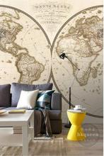 Buy wallpaper large world map and get free shipping on AliExpresscom