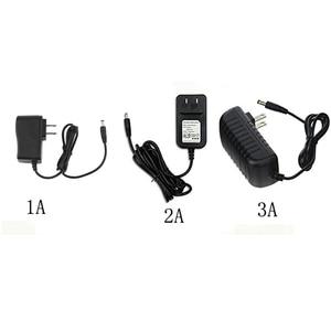 Image 2 - LED تغذية Adaptateur 110V 220V امدادات الطاقة DC 12V 1A 2A 3A 5A 6A 8A 10A 5050 LED المحولات 5730 2835 5050 LED أضواء