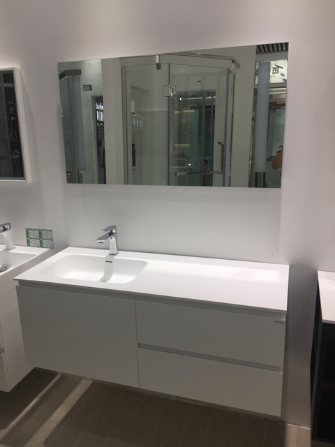 1200mm Wall Mounted Bathroom Cabinet Vanitysolid Surface Acrylic
