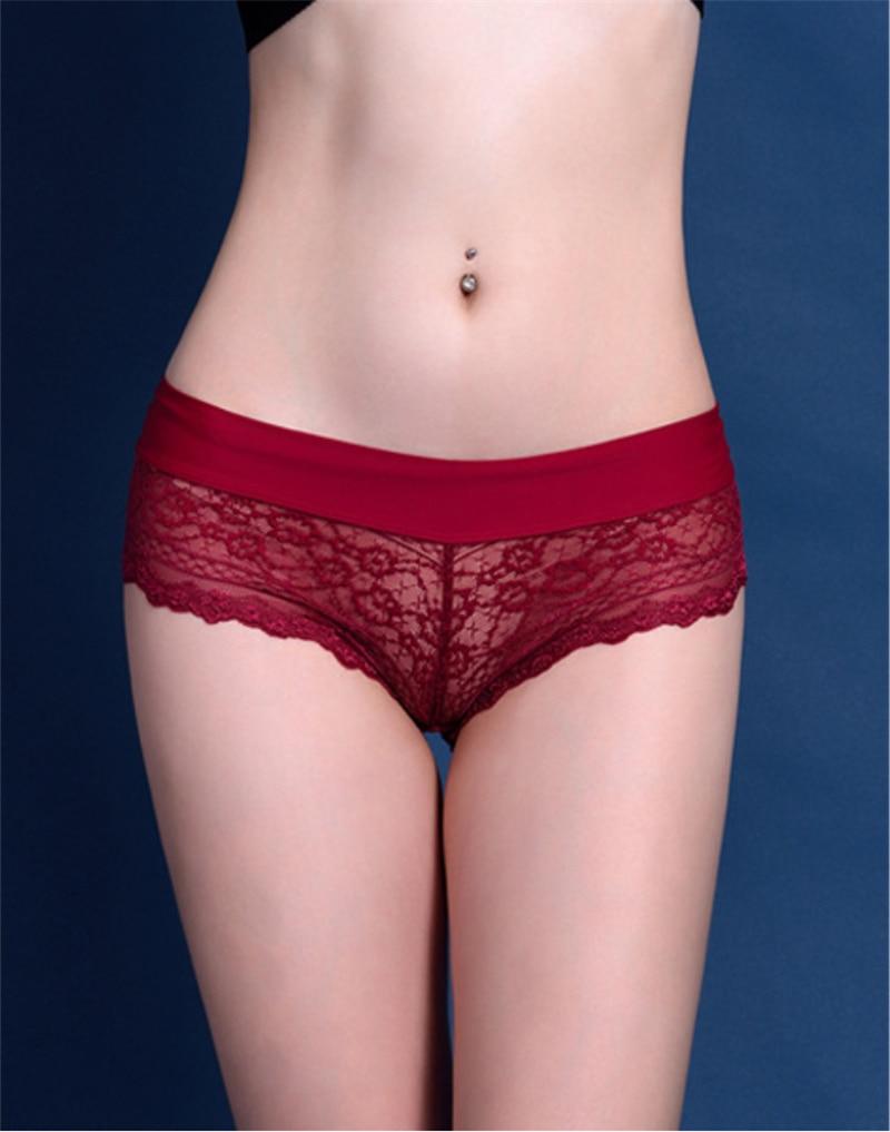 panties Sexy satin