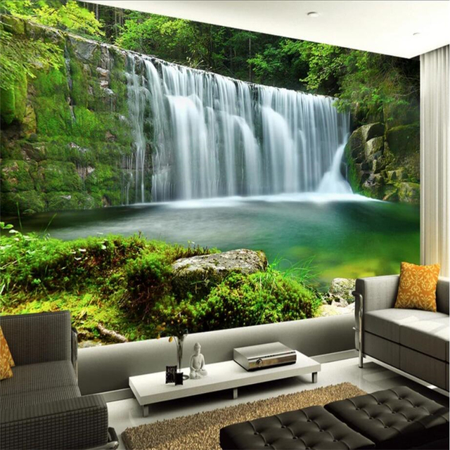 Beibehang Wallpaper Mural Custom Living Room Bedroom 3d