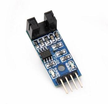 Nowy moduł czujnika prędkości moduł licznika moduł testowy silnika moduł transoptora dla Arduino tanie i dobre opinie SINGLIAN CN (pochodzenie) Mieszanina Czujnik drgań Cyfrowy czujnik speed sensor module