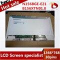 """Envío de la Alta calidad 15.6 """"LED LCD portátil de PANTALLA PARA N156BGE-E21 B156XTN01.0 PARA ACER V3-551G"""