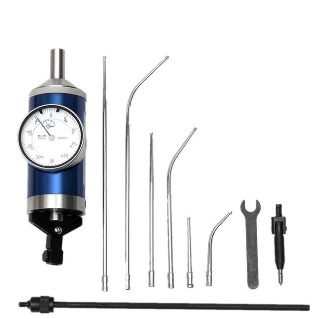 Центральный рычаг метр Датчик положения 0-3 мм центральный индикатор коаксиальный центрирующий циферблат индикатор центроискатель фрезерный инструмент