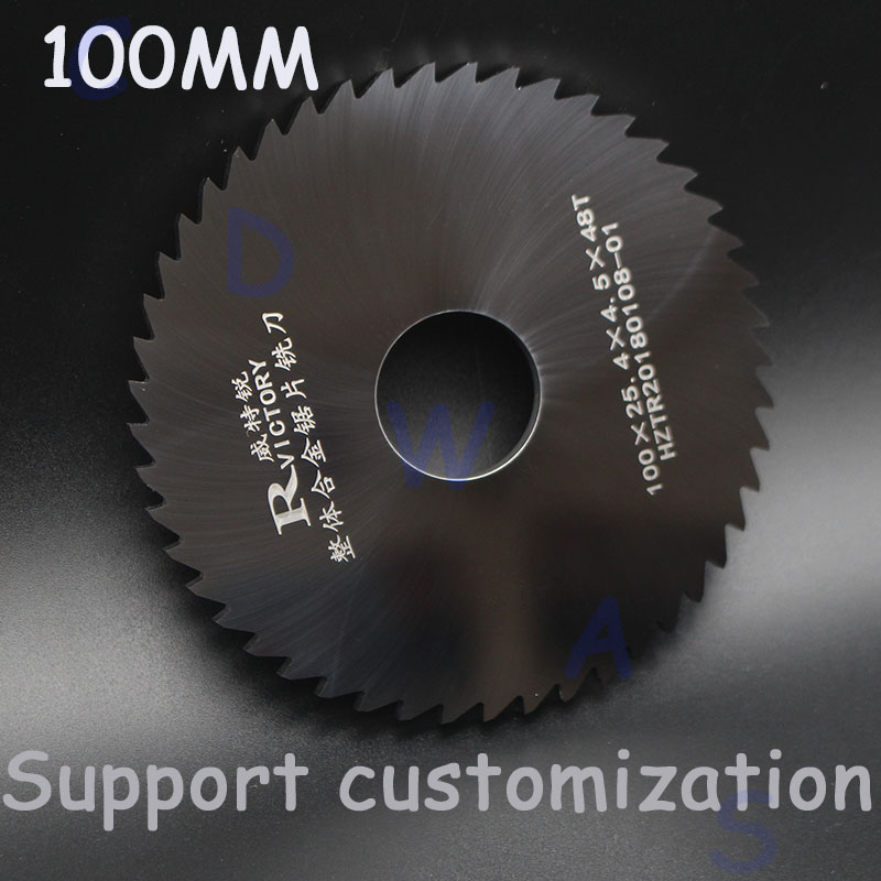 2pcs 100mm HSS Circular Saw Blade Rotary Tool For Metal Cutter Power Tool Wood Cutting Discs Drill Mandrel 0.7-1.8 6pcs hss circular saw blade cutting discs wheel set for rotary tool