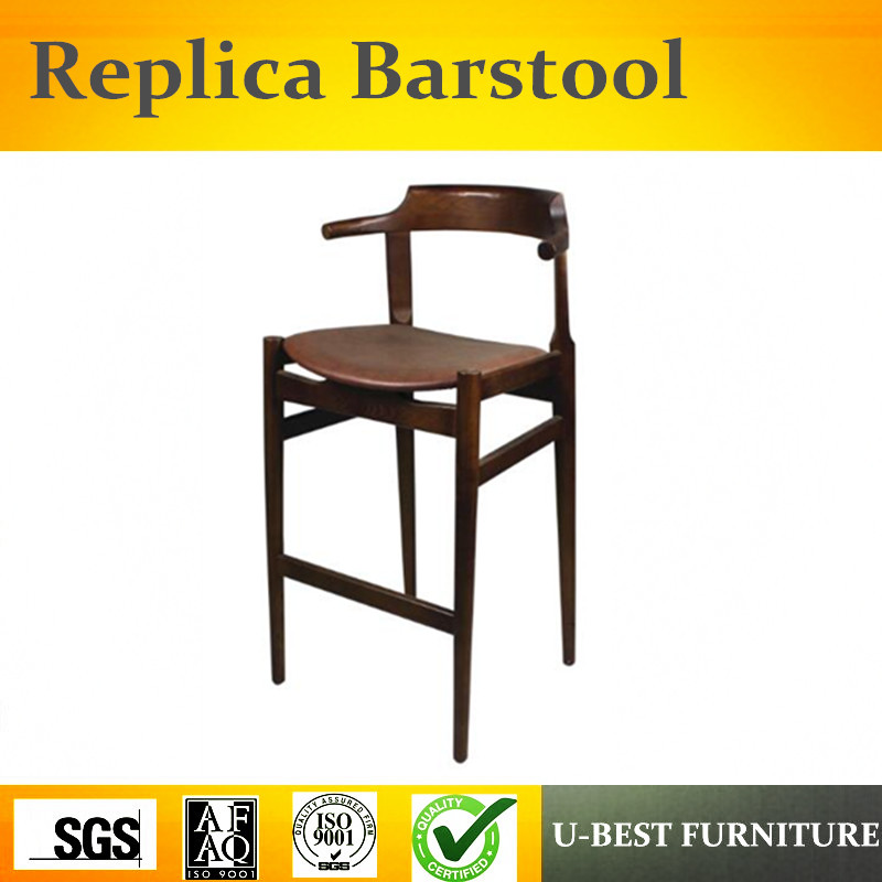 U-BEST European style originality barstool,concise saloon bar stool high foot stool,public house bar counter free shipping u best kitchen & dining furniture wooden barstool with a foot rest counter bar stools and counter chairs